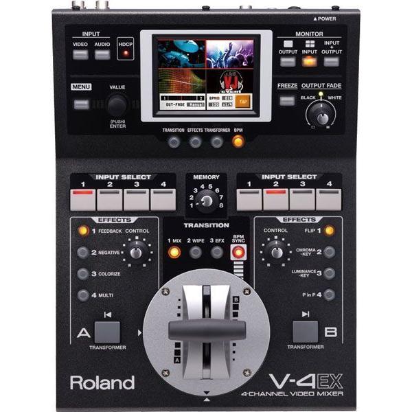 Roland ローランド / V-4EX ビデオミキサー(YRK)