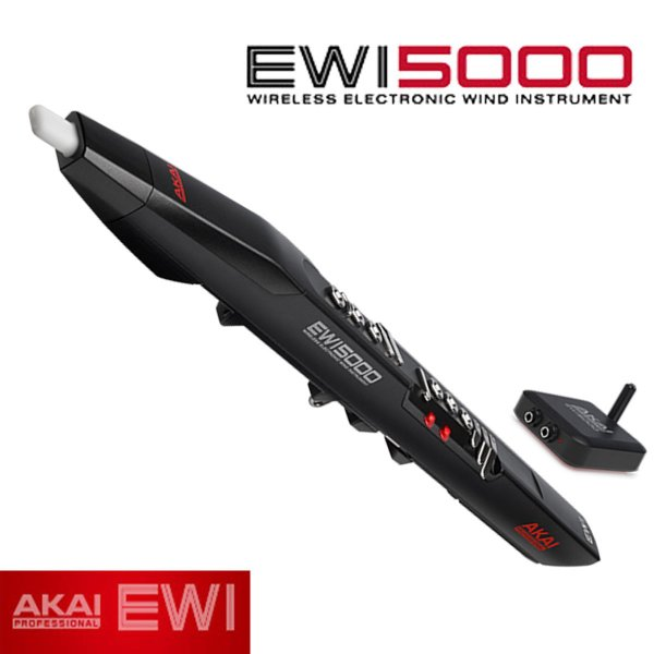 AKAI / EWI-5000 アカイ ウィンドシンセ EWI5000 (正規品)(送料無料)|ishibashi