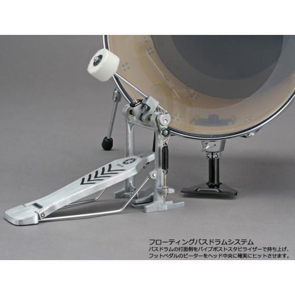 YAMAHA JK6F5CR 16BD コンパクトドラムシェルパック ジュニアキット CRクランベリーレッド(YRK)|ishibashi|03