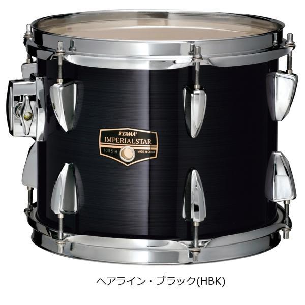 TAMA IP52H6HC-HBK ヘアラインブラック ドラムセット サイレントパック付きスターターセット(WEBSHOP)|ishibashi|02
