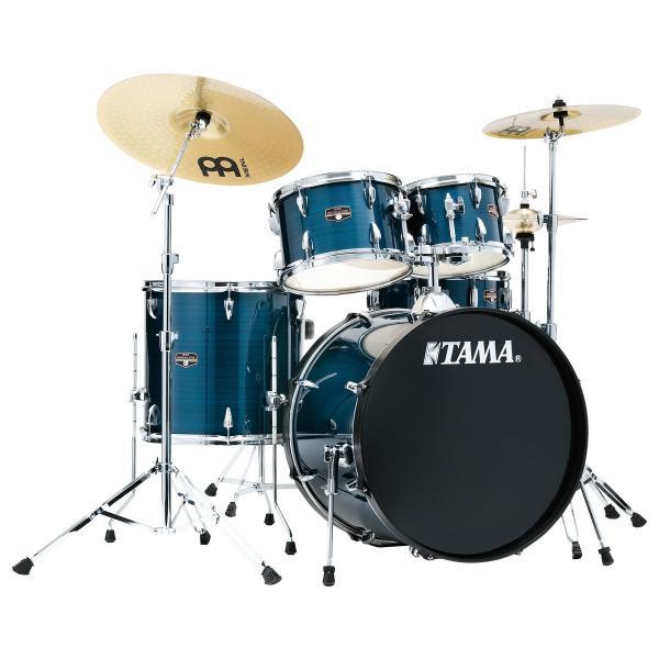 TAMA / IE52KH6HC-HLB タマ IMPERIALSTAR ドラムセット 22BD スタンダードサイズ(お取り寄せ商品)(WEBSHOP)|ishibashi