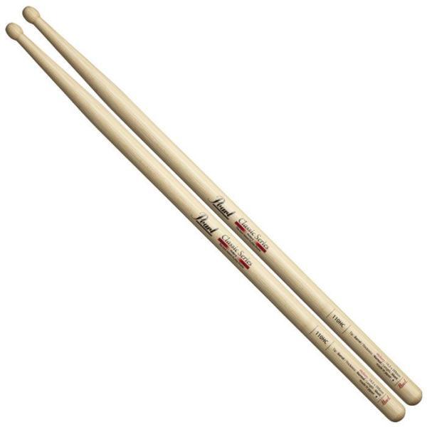 Pearl ドラムスティック 110HC|ishibashi