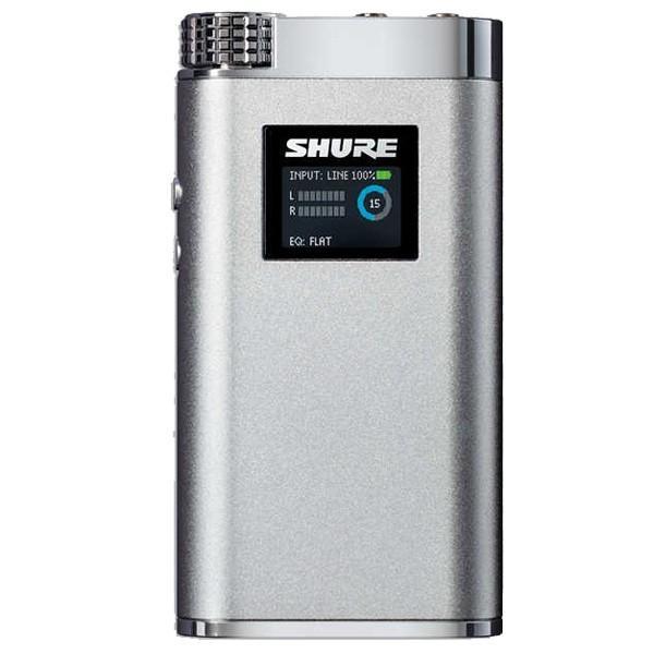 SHURE シュアー / SHA900 ポータブル・リスニング・アンプ(お取り寄せ商品)