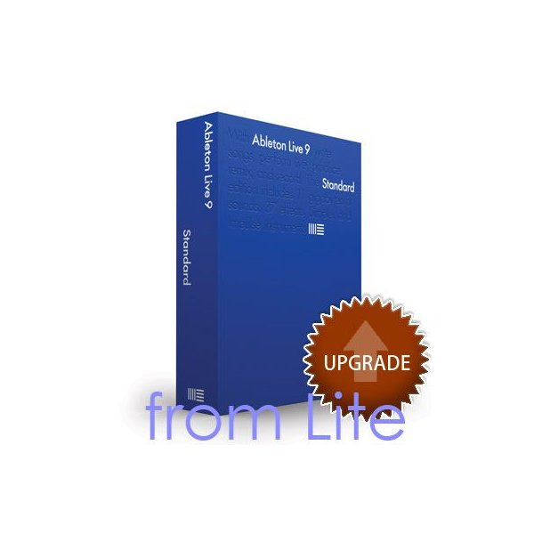 ableton live 9 standard live9 standard ug from lite live10 80. Black Bedroom Furniture Sets. Home Design Ideas