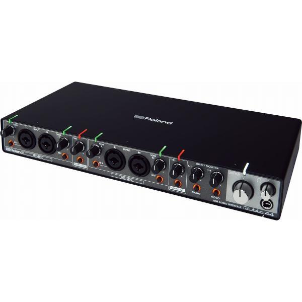 Roland ローランド / Rubix44 USBオーディオ・インターフェース(WEBSHOP)(YRK)|ishibashi