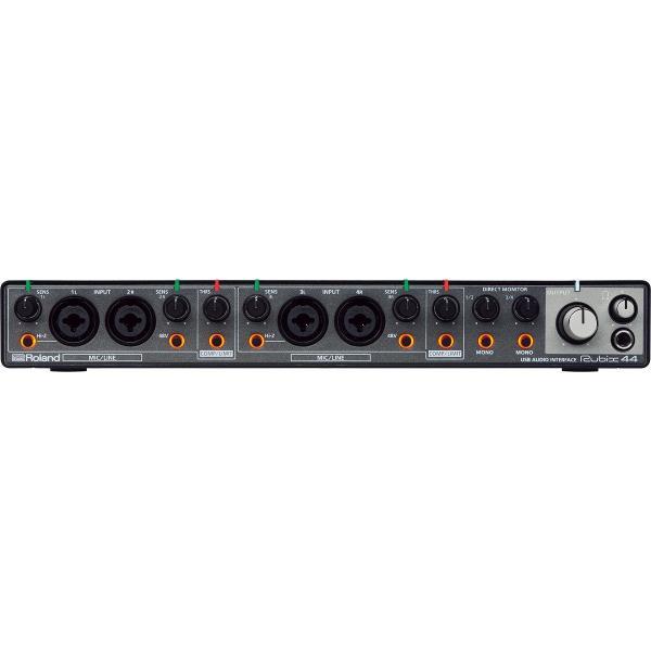 Roland ローランド / Rubix44 USBオーディオ・インターフェース(WEBSHOP)(YRK)|ishibashi|02