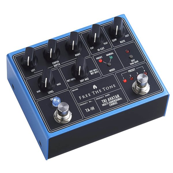 Free the Tone / TRI AVATAR Multi-Dimensional Chorus TA-1H(送料無料)|ishibashi