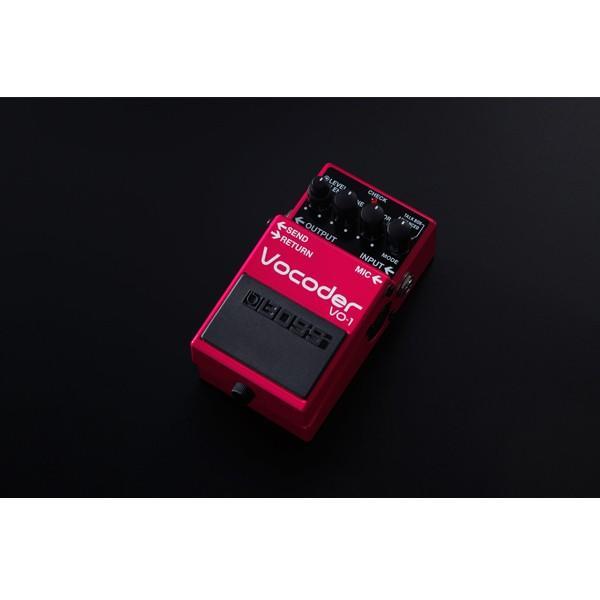 BOSS / VO-1 Vocoder ボコーダー(ピック滑り止めお試しセットプレゼントSET79434)|ishibashi|06