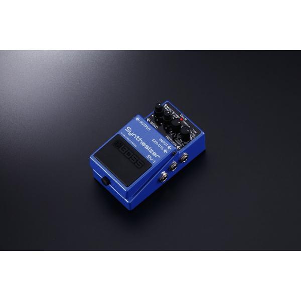 BOSS / SY-1 Synthesizer (予約注文/10月下旬入荷予定)(9Vマンガン電池2個プレゼント/+681215700×2)(WEBSHOP)|ishibashi|04