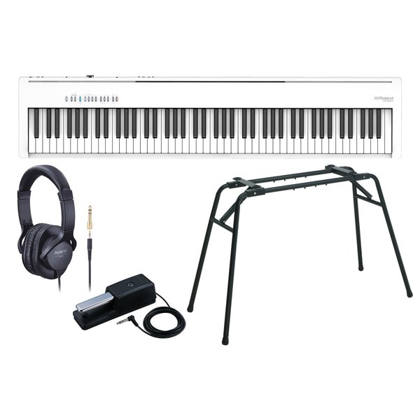 Rolandローランド/FP-30XWH(数量 アクセサリーセット )ホワイト電子ピアノ(FP30X)(YRK)