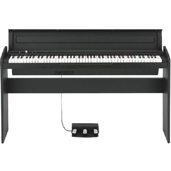 KORG コルグ / LP-180 BK 【椅子セット!】ブラック 電子ピアノ(代引不可) ishibashi 02