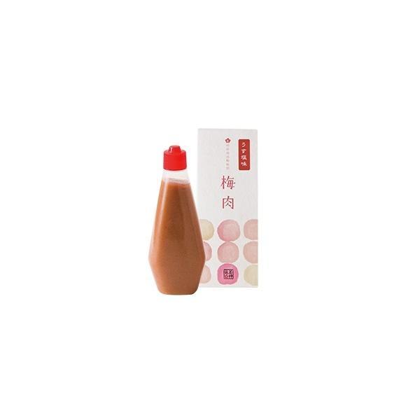 梅肉 うす塩味梅肉 塩分8% チューブ 340g
