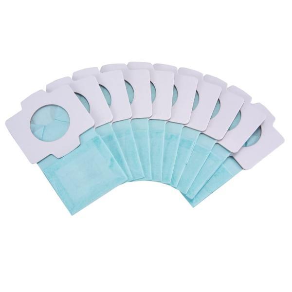 メール便可 マキタ 充電式クリーナ用 抗菌紙パック 10枚入 A-48511