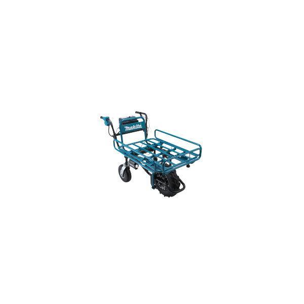 マキタ 18V 充電式運搬車 パイプフレームセット品付 CU180DZ+A-65470 (バッテリ・充電器別売)