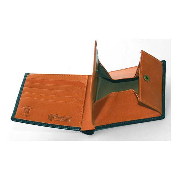 財布 メンズ 二つ折り 本革 ブライドルレザー 名入れ無料 ギフト プレゼント ラッピング 送料無料|ishikawatrunk|03