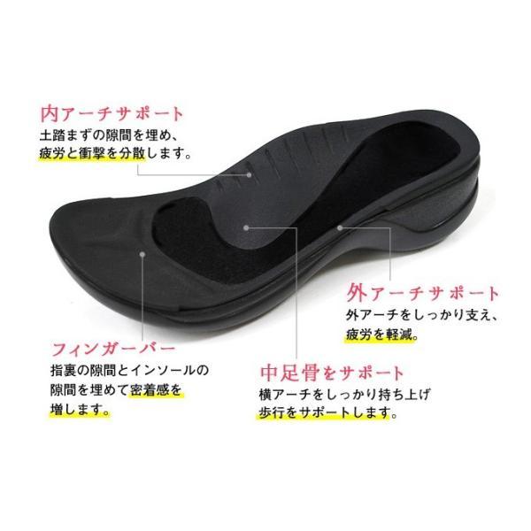 Re:getA Work RW-1001 リゲッタワーク レディース サンダル|ishikirishoes|03