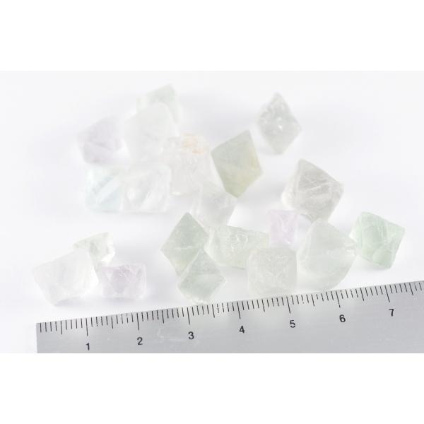 フローライト八面体 原石詰め合わせ 50g|ishino-hana|02
