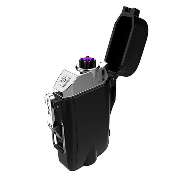 電子ライター 懐中電灯 USBライター 充電 IP67 応急照明 防水 防塵 防風 照明 PULIGHT
