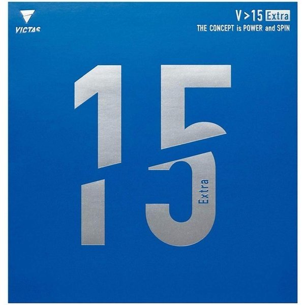 VICTAS(ヴィクタス)卓球裏ソフトラバーV15エキストラExtra全国(丹羽孝希吉村和弘使用ラバー)