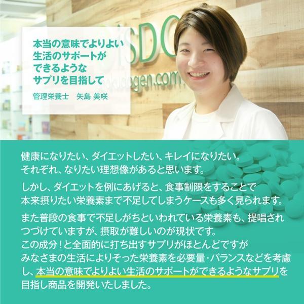 《管理栄養士監修》 ミネラルサポート サプリ カリウム 90粒 30日分|ishokudogen-store|10