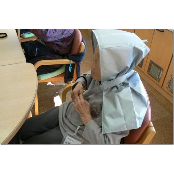防災頭巾石頭くん ワンタッチ isiatama2 03
