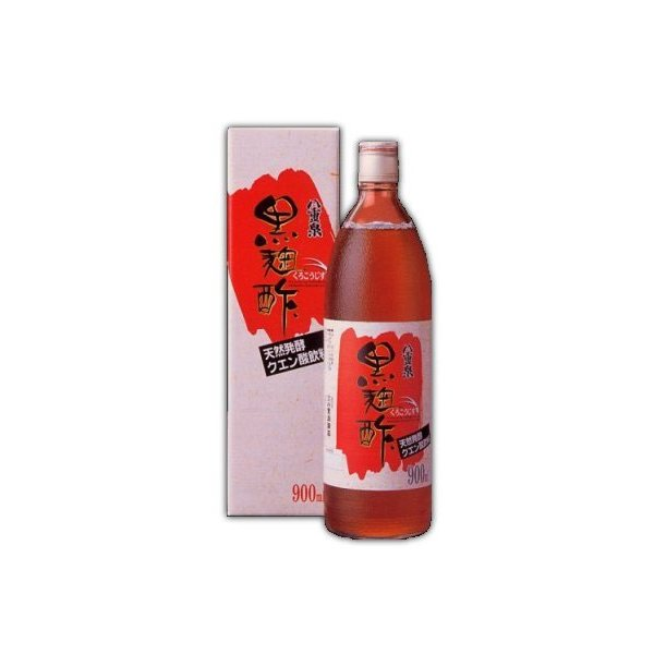 天然クエン酸飲料・黒麹酢 沖縄石垣島より
