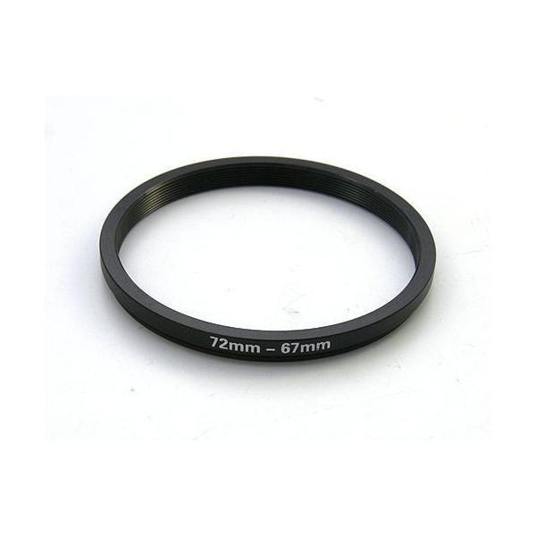 カメラ用ステップダウンリング(72mm-67mm、77mm-72mm、82mm-72mm、82mm-77mm)(メール便)