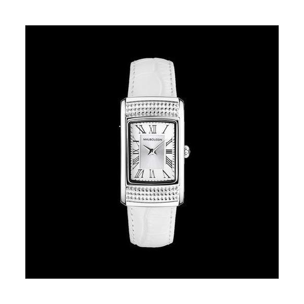 国内正規品 売れ筋 2年保証 MAUBOUSSIN/モーブッサン レディース 時計 Femme Vitale Premier Jour/ファムヴィターレプルミエジュール 9182101-590