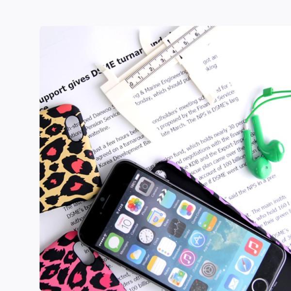 送料無料 iPhone5/5S はるヒョウ柄ハードケース HARU reopard hard Case ヒョウ柄 柄物 ハード かわいい|ismoki|05