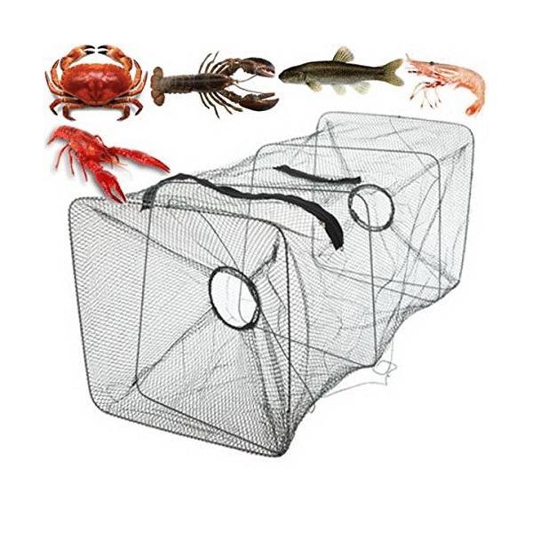 ■■フィッシング■魚捕り用網カゴ■漁具釣りにも■網かご