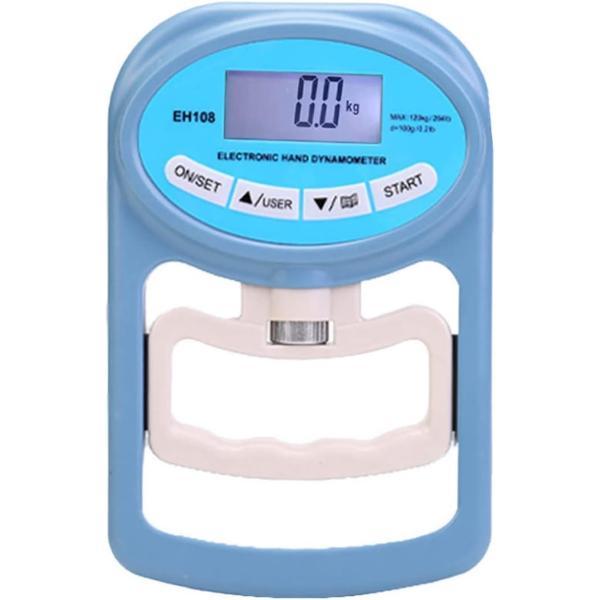 送料無料 握力計 デジタル 握力測定 記録更新機能付き  19人登録|isozaki-store