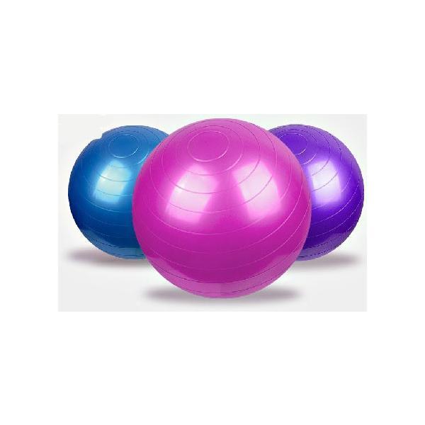 送料無料 バランスボール 55cm 65cm 加厚タイプ アンチバーストで安全 ジムボール ヨガボール ストレッチ 耐荷重350kg|isozaki-store