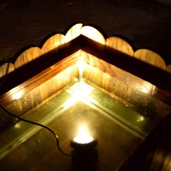 送料無料 ガーデンライト 2LEDセット ソーラーライト 屋外 スポットライト 水中ライト LED 防水 2LEDセット 防犯|isozaki-store|08