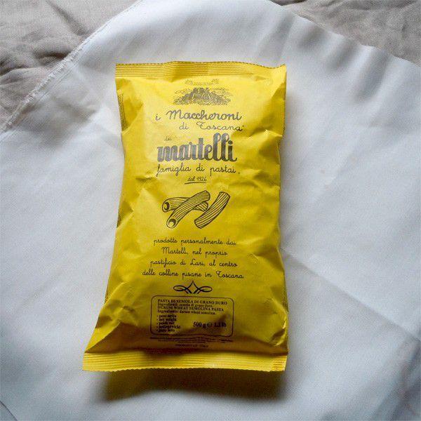 パスタ マルテッリ/マカロニ×4袋セット(本体価格3,160円)