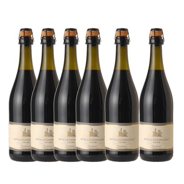 スパークリングワイン ランブルスコ 6本 ギフト(本体価格15,000円) 送料無料|ispecial