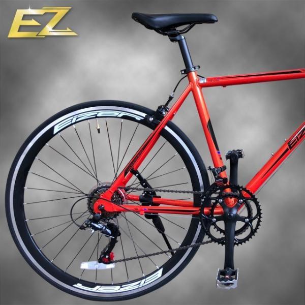 ロードバイク 700C シマノ14段変速 エアロホイール 40mm エントリーモデル 自転車本体 通勤 通学に最適 700CX23C EIZER RB200 isshoudou 11