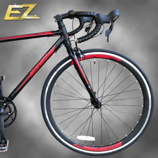 ロードバイク 700C シマノ14段変速 エアロホイール 40mm エントリーモデル 自転車本体 通勤 通学に最適 700CX23C EIZER RB200 isshoudou 14