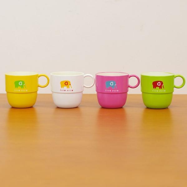 スタッキングカップS アニマル 日本製 正和 人気 お祝い お返し 女の子 男の子 男女兼用 誕生日 赤ちゃん|issoecco|05