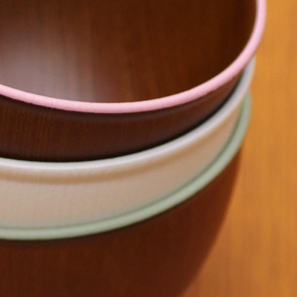 木目ボウル M 日本製 人気 北欧風 プラスチック 食器 取り皿 テーブルウェア|issoecco|05