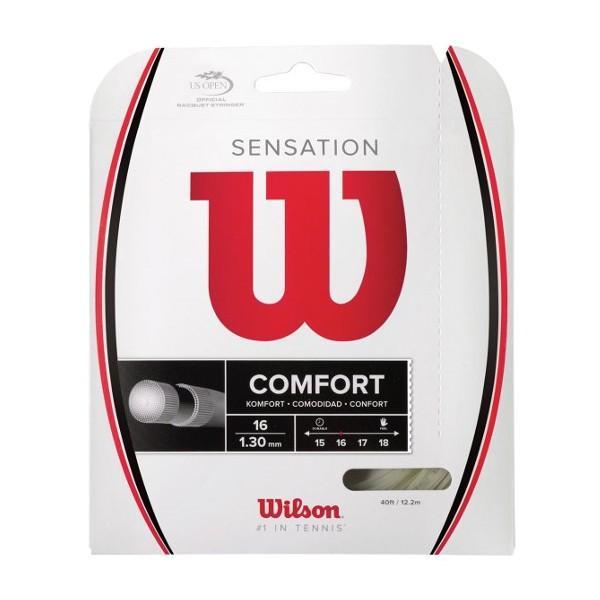 Wilson SENSATION 16 WRZ941000 ウィルソン 硬式テニス ストリング