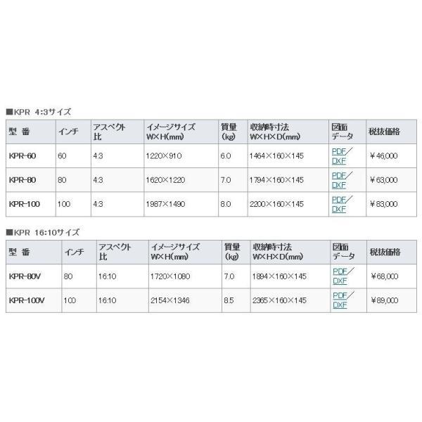 KIC 100インチモバイルスクリーン KPR-100(4:3)|istheme|04