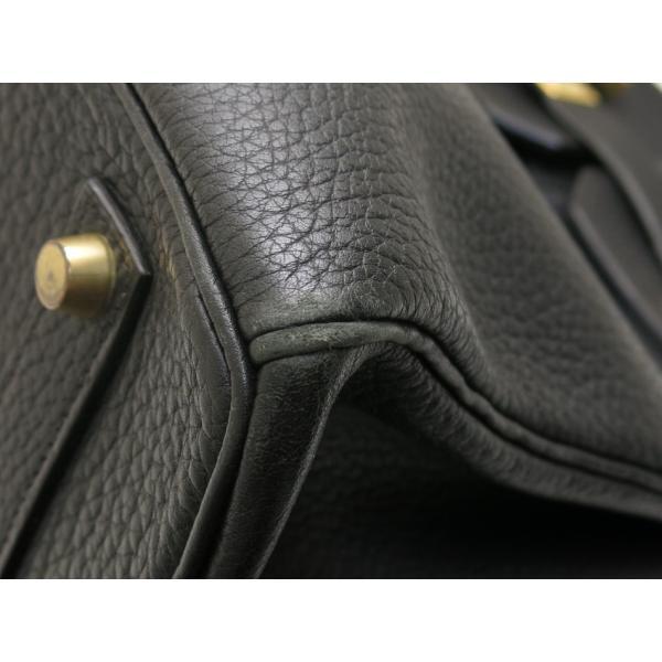 エルメス バーキン35 ブラックXゴールド金具 Z刻印|isuzu78quality|07