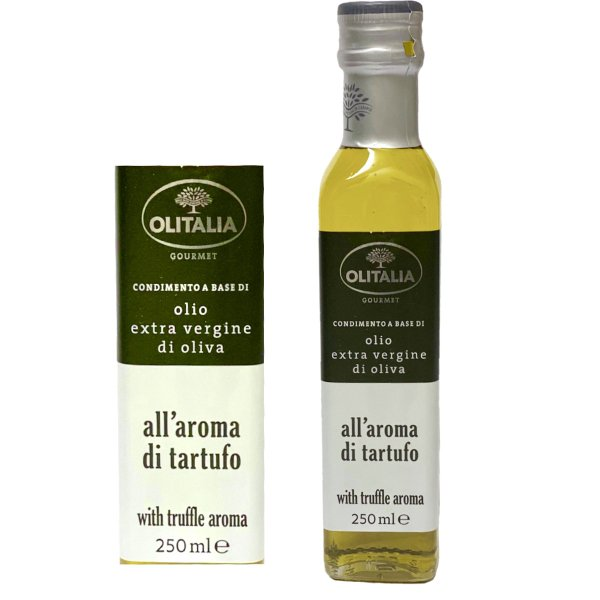 白トリュフオイル オリタリア イタリア産オリーブオイル 250ml