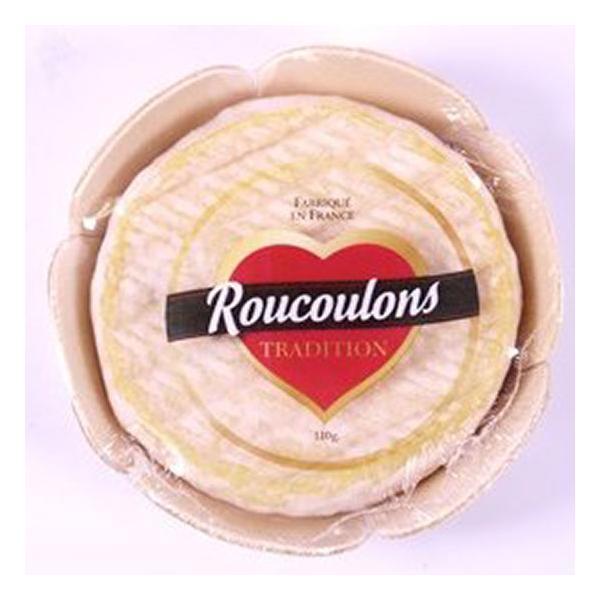 チーズ ルクロン トラディション 110g フランス産 ウォッシュチーズ