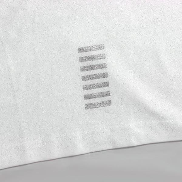 EMPORIO ARMANI EA7 エンポリオ アルマーニ エアセッテ イーエーセブン ポロシャツ 白 ホワイト メンズ トップス (t907)|italybag|09