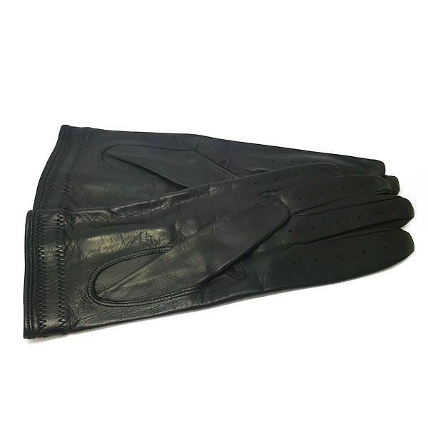 プラダ PRADA 手袋 グローブ prg468 nero 本革 レザー ブラック 黒 ブランド小物 8032711444585 (t807) グラブ M L|italybag|03