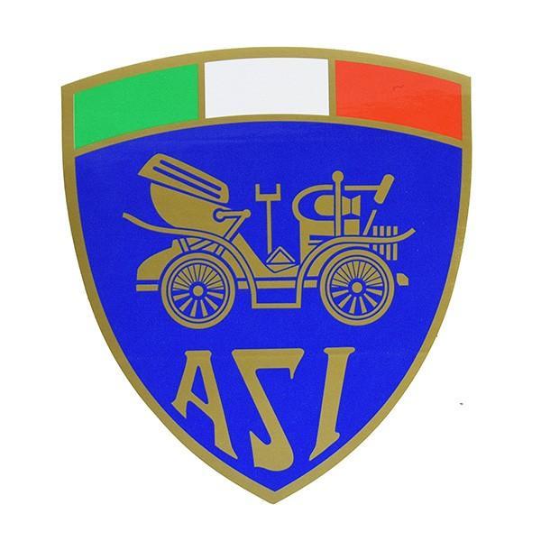 ASIステッカー (Medium)|itazatsu