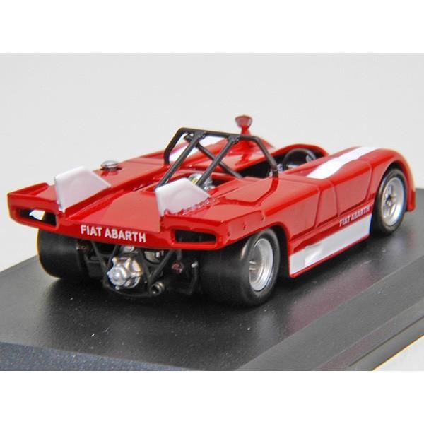 1/43 アバルト Collection No.22 2000 SPIDER PROTOTIPO SE021 1971年ミニチュアモデル|itazatsu|02
