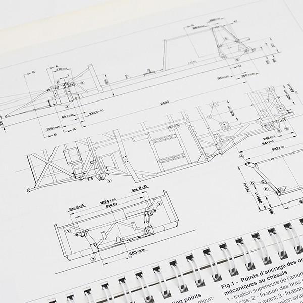 フェラーリ F40テクニカルマニュアル (オリジナル版)|itazatsu|13