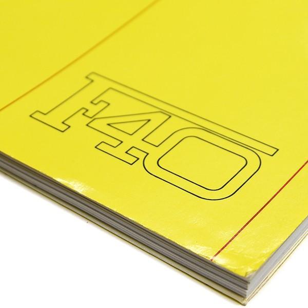 フェラーリ F40テクニカルマニュアル (オリジナル版)|itazatsu|05
